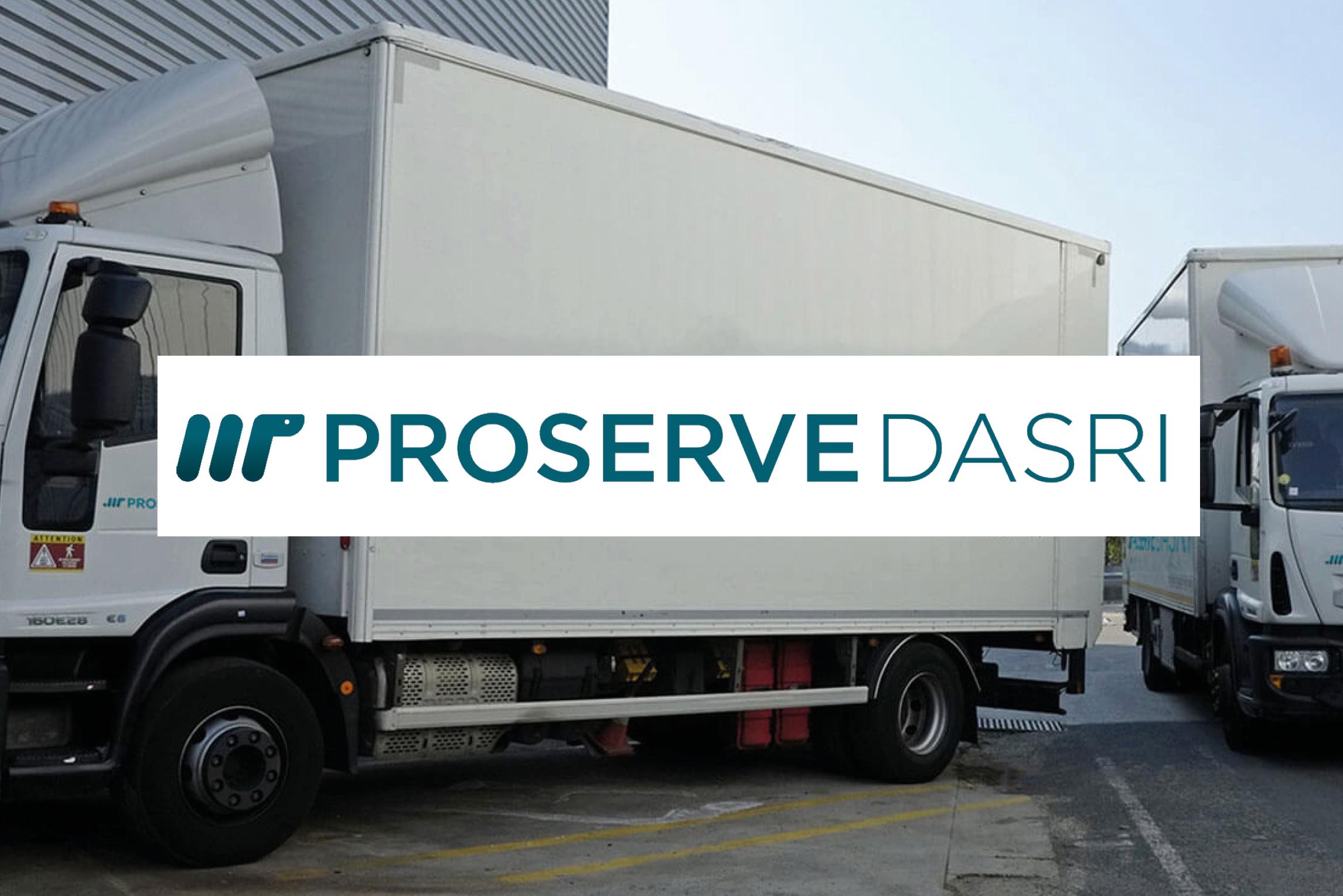 Proserve Dasri a choisi la solution Opti Time TourSolver